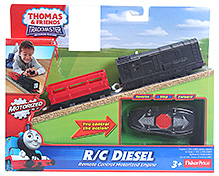 Thomas And Fields Remote Control Motorized Engine