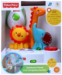 Fisher Price - Bedtime Buddy Projection Soother