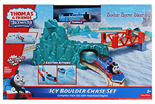 Fisher Price - Icy Boulder Chase Set