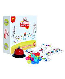 Toiing Fingatoi Educational Learning Fun Game - Multi Color