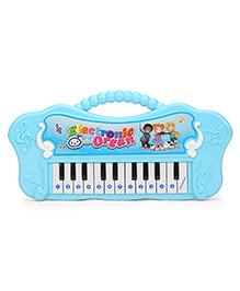Electronic Keyboard Piano Toy - Aqua Blue