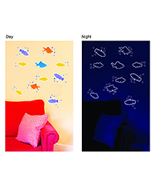 Home Decor Line Wall Decor - Fishes