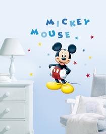 Mickey Mouse Maxi Sticker - Decofun