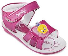 Tweety - Front Open Sandal