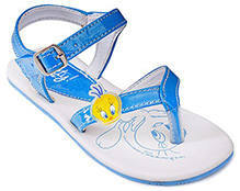 Tweety - Thong Sandal With Tweety Face
