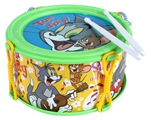 Tom and Jerry - Drum Set Green