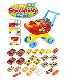 Toys Bhoomi My First Shopping Trolley Set - 30 Pieces