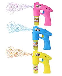 Zest 4 Toyz Angry Bird Bubble Gun  - Multi Colour