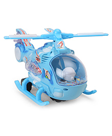 Dr. Toy Musical Helicopter - Blue