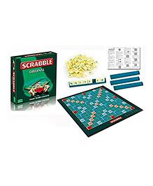 Toyszone Mini Scrabble Travel Board Game - Multi Colour