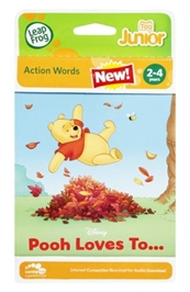 Leap Frog - Tag Junior - Action Words Pooh Loves