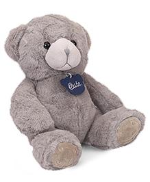 Starwalk Teddy Bear Soft Toy Grey - 27 Cm