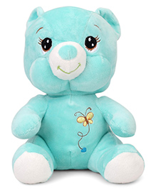 Starwalk Bear Soft Toy Aqua Blue - 25 Cm
