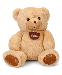 Starwalk Teddy Bear Soft Toy Beige - 27 Cm