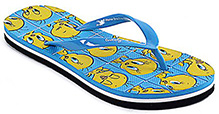 Tweety - Colourful Multi Face Flip Flops
