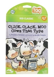 Leap Frog - Kid Classic - Click Clack Moo Cows That Type