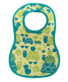 Chicco Weaning Bibs Pack Of 3 - ( Colour May Vary )