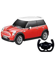 Toyhouse Radio Remote Control Mini Cooper Car - Red - 2092052