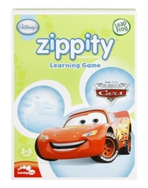 Leap Frog - Zippity Learning Game - Disney Pixar The World Of Cars