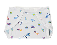 Tinycare Baby Cloth Nappy Large