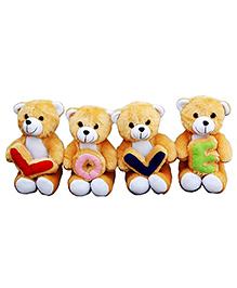 Amardeep Teddy Bears Soft Toy Brown -  37 Cm