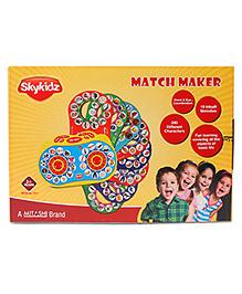 Skykidz Match Maker Musical Learning Toy - Yellow & Purple
