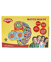 Skykidz Match Maker Musical Learning Toy - Yellow & Green