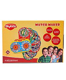 Skykidz Match Maker Musical Learning Toy - Yellow & Blue