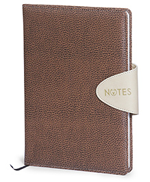 La Kaarta Smart Flap A5 Notebook With Foam Padding - 224 Pages