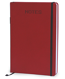 La Kaarta A5 Notebook With Elastic Band - 224 Pages - 2102553