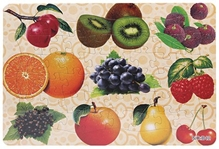 Fab N Funky -  Fruits Puzzle Set
