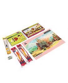Classmate Colour Fun Combo Set Of 7 - Multicolour