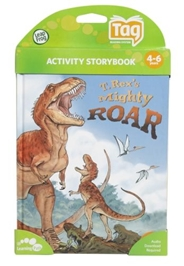 Leap Frog - Activity Storybook - T Rexs Mighty Roar