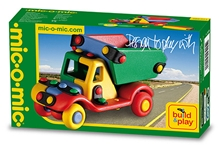 Mic -o-Mic - Small Truck Construction Toy