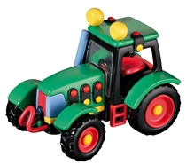 Mic -o-Mic - Small Tractor Construction Toy