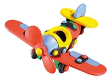Mic -o-Mic - Small Plane Construction Toy