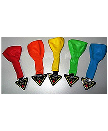 Toyshine LED Balloons Multi Color - Pack Of 20