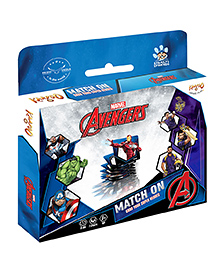 Marvel Avengers Card Game - Multicolour