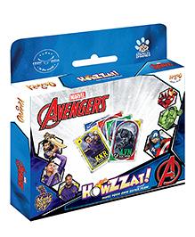 Marvel Avengers Cricket Card Game - Multicolour