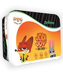 Disney Jodi Joy Zootopia Card Game - Multicolour