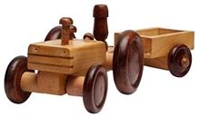 Ecojoy - Wooden Trac Trol