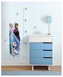Asian Paints Elsa Enna & Olaf Wall Sticker - Blue
