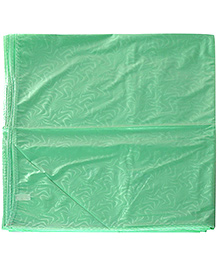 Tinycare Baby Bed Protector Sheet Light Green XXL
