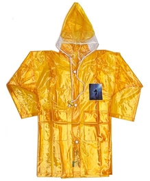 Minister - Fish Print Raincoat