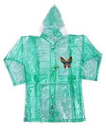 Minister - Butterfly Tag Raincoat
