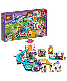 Lego Friends Heartlake Summer Pool Multicolour - 589 Pieces