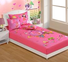 Swayam - Fairy Land Print Baby Bed Sheet