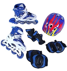 Fab N Funky - Multicolor Skates Set
