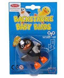 Marbles Birds Wind Up Toy - Black