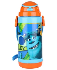 Disney - Monster Inc Orange Sipper Bottle